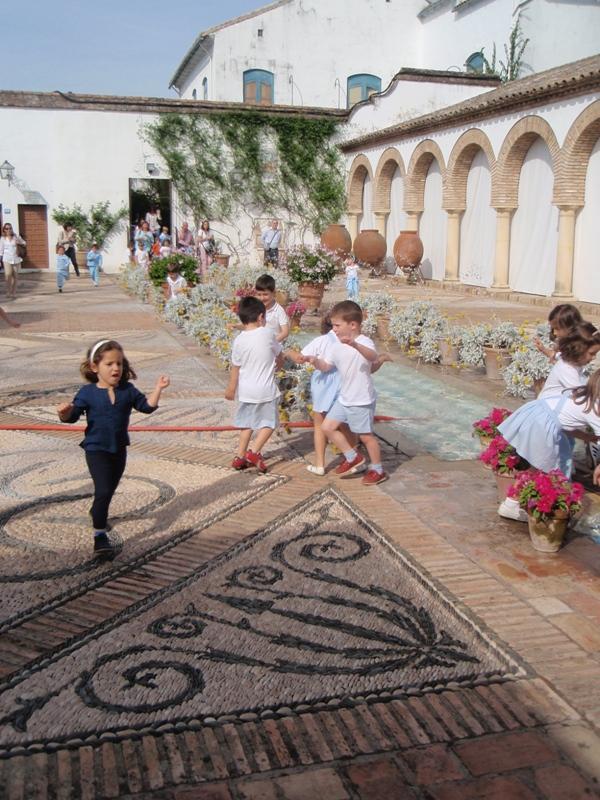 Salida al Palacio de Viana
