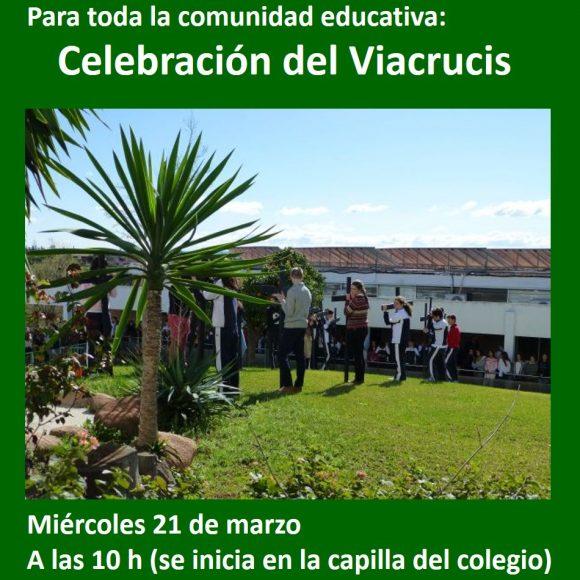 018 03 07 Celebración Viacrucis