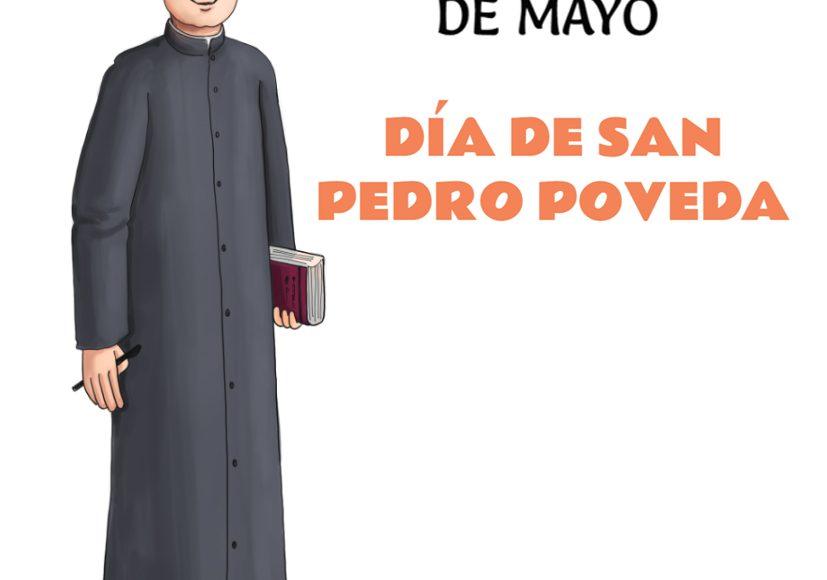 Día de San Pedro Poveda