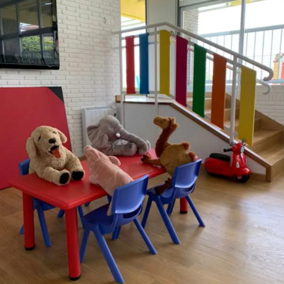 Educación Infantil 1-2 años
