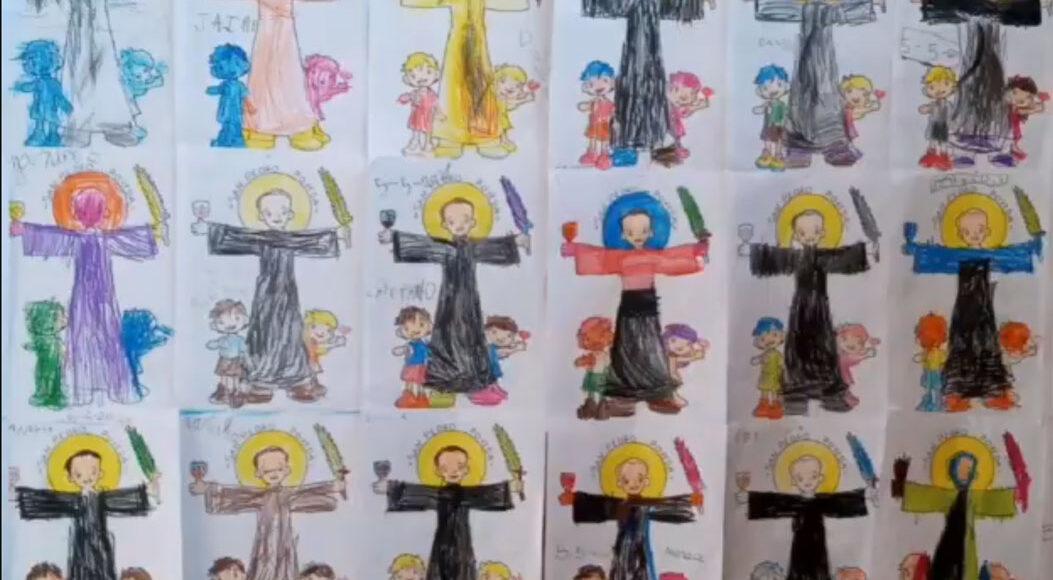 Primer ciclo de Infantil celebra el Día de Poveda