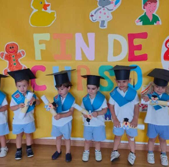 Graduación Primer ciclo de Ed. Infantil – 2020/21