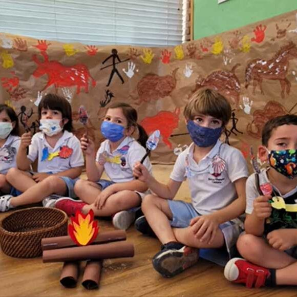 Proyecto Prehistoria – Educación Infantil